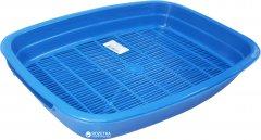 Туалет для кошек Topsi 7008 36х27.5х5.5 см Синий (4820122203181)