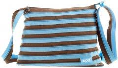 Cумка Zipit Medium Ocean Blue & Soft Brown (ZBD-4\7290103190354)