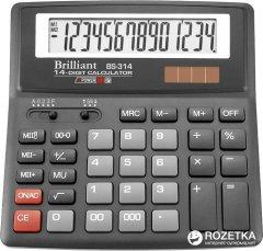 Калькулятор электронный Brilliant BS-314