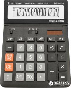 Калькулятор электронный Brilliant BS-414