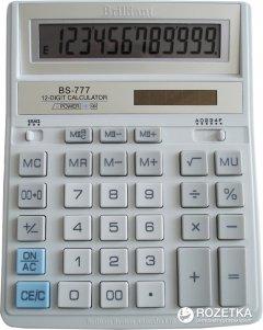 Калькулятор электронный Brilliant BS-777WH