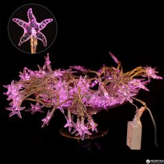 Светодиодная гирлянда Scorpio String Pink (560309) (6937939211570)