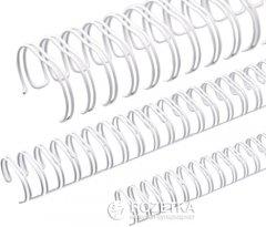 Металлические пружины bindMARK 7.9 мм 100 шт Белые (20000472210)