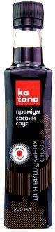 Соус соевый Katana Премиум 200 г (4820131230239)