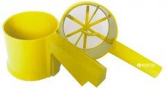 Кружка-сито Maestro 22 х 10 х 9.3 см Желтая (MR1164-ж)