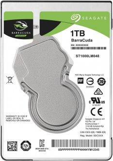 Жесткий диск Seagate BarraCuda HDD 1TB 5400rpm 128MB ST1000LM048 2.5 SATA III