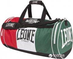 Спортивная сумка Leone Italy 45 л Красно-зелено-белый (1401_500009)