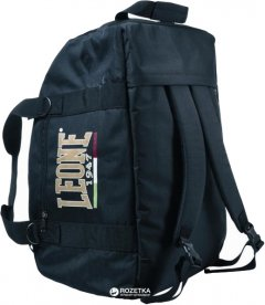 Спортивная сумка-рюкзак Leone Черная (1403_500011)