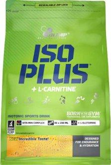 Изотоник Olimp Iso Plus Powder 1.5 кг Апельсин (5901330037726)