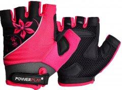 Велоперчатки женские PowerPlay 5281 XS Pink (5281_XS_Pink)
