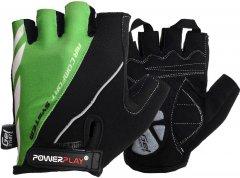 Велоперчатки PowerPlay 5024B M Green (5024B_M_Green)