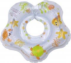 Круг для купания Baby Team Белый (7450_Белый)