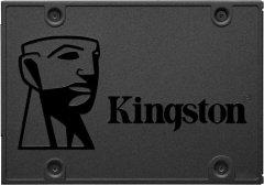 """Kingston SSDNow A400 120GB 2.5"""" SATAIII 3D TLC (SA400S37/120G)"""