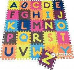 Детский коврик-пазл Battat ABC 26 элементов (BX1210Z)