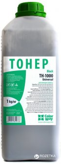 Тонер Colorway HP LJ 1000/1010/1200/2100/AX (TH-1000-1B)