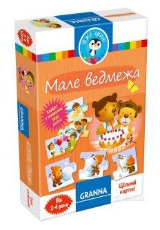 """Настольная игра Granna """"Маленький медвежонок"""" (82326) (5900221082326)"""