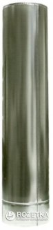 Дымоход Canada 1 м с термоизоляцией ø180/250 мм оцинкованная нержавеющая сталь 1 мм (180/250ТА1М304-1КО)