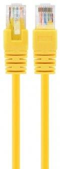 Патч корд Cablexpert CAT5e UTP 2 м Желтый (PP12-2M/Y)
