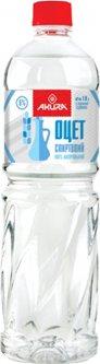Уксус Akura спиртовой натуральный 9% 1 л (4820178461184)