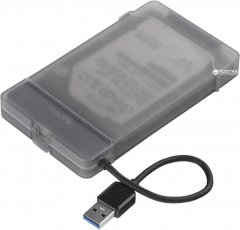 "Адаптер Maiwo для подключения HDD/SSD 2.5"" SATA к USB3.0 + контейнер защитный для HDD 2.5"" (K104-U3S black)"