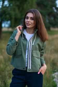 Ветровка Feel and Fly Alder 022009 XL Olive (4820220142093)