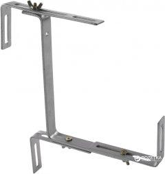 Крепление для вазона Plastkon Fency металлическое 2 шт (8595096955645)