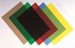 """Обложка для брошюрования пластиковая bindMARK Кристал A4 180 мкм """"прозрачая"""" 100 шт Ассорти (20000400290)"""
