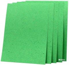 """Обложка для брошюрования картонная bindMARK Кантри A4 230 мкм """"под кожу"""" 100 шт Зеленая (20000417050)"""