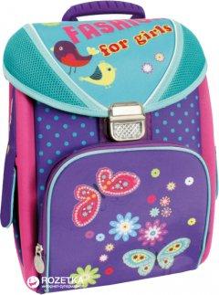 """Ранец школьный каркасный-трансформер Cool For School 711 14"""" Fashion (CF85654)"""
