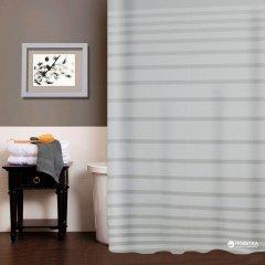 Шторка для ванной Мій Дім Lines 180х180 cм NJ10106