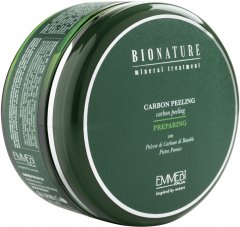 Углеродный пилинг Emmebi Italia BioNature Carbon Peeling 300 мл (8057158890214)