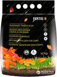 Осеннее удобрение для газона Fertis без нитратов 10 кг (10508583) 4779039690686