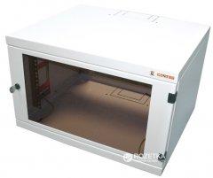 Шкаф настенный серверный Conteg REN-06-60/40-B 6U
