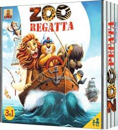 Настольная игра Bombat Game Зоорегата (4820172800019)