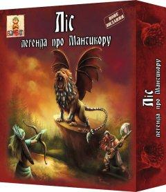 Настольная игра Bombat Game Лес: легенда о Мантикоре (4820172800057)