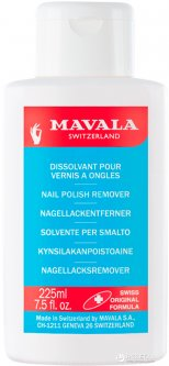 Жидкость для снятия лака Mavala с ацетоном Nail Polish Remover 250 мл (7618900911505)