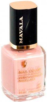 Лак для ногтей Mavala Нежный розовый перламутр 14 мл (7618900984646)