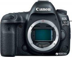 Фотоаппарат Canon EOS 5D Mark IV Body Black (1483C027) Официальная гарантия!