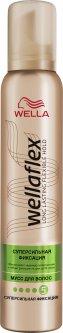 Мусс для волос Wella Wellaflex Суперсильная фиксация 200 мл (4056800114726)