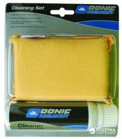 Набор для чистки ракеток Donic Cleaning Set (828521)