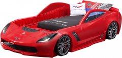 Детская кровать Step 2 Corvette Z06 Красная (733538860098)