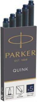 Чернильные картриджи Parker Quink 5 шт темно-синие (11 410BLB)