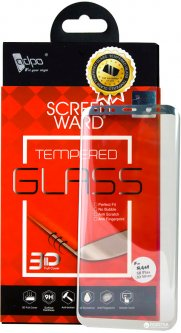 Защитное стекло ADPO для Samsung Galaxy S8 Plus G955 Silver (1283126475894)