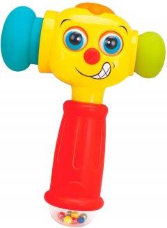 Музыкальная развивающая игрушка Hola Toys Веселый молоточек (3115)