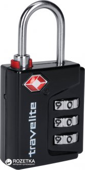 Дорожные аксессуары TRAVELITE Accessories Black (TL000026-01)