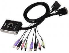 KVM-переключатель ATEN CS682-AT 2-портовый USB