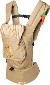 Эрго рюкзак-переноска Модный карапуз My sun 03-00736 Бежевый Солнце (4822297873626)