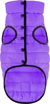 Курточка односторонняя для собак Airy Vest One для средних собак S 30 Фиолетовая (20649)