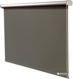Ролета тканевая Деко-Сити Мини Термо 48 x 170 см Графит (38460048170)