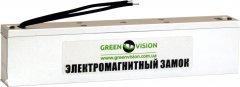 Замок электромагнитный Green Vision GV LEMG-180 (LP3639)